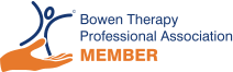 Bowen Therapy professional Association Member